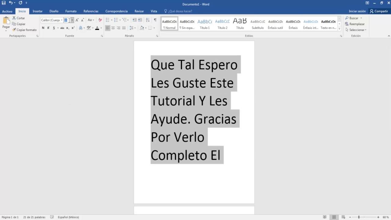 como cambiar word a pdf