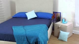 Farlow Ottoman Bed Base - Sweet Dreams