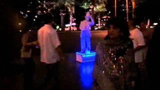 Street Performers Las Vegas Neve