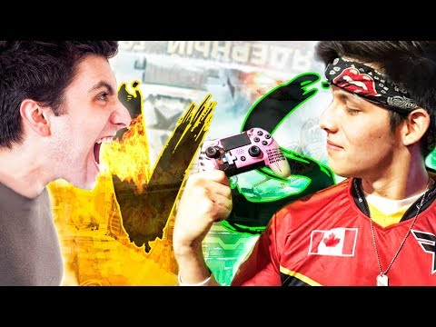 FaZe Pamaj Accepts 1v1 against a trashtalker....