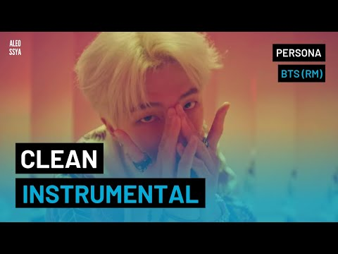 RM Of BTS (방탄소년단) 'Persona' - INSTRUMENTAL REMAKE BY ALEOSSYA