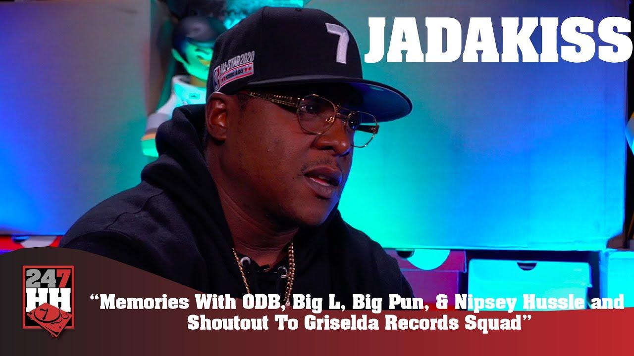 Download Jadakiss - Memories With ODB, Big L, Big Pun, & Nipsey Hussle and Shoutout To Griselda Records Squad