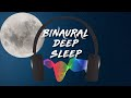 Binaural sleep hypnosis | A Guided meditation for insomnia, Relaxation and Anxiety
