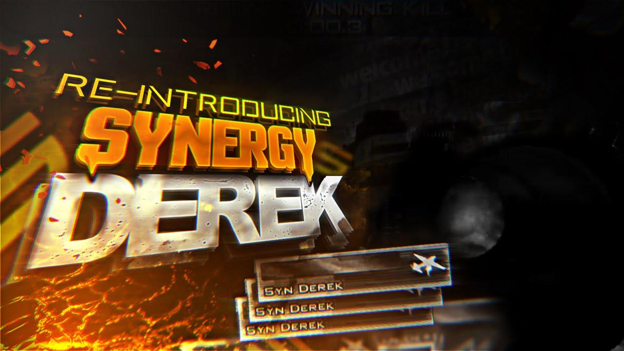 Re-Introducing Synergy Derek by Red Trinn! (MW2)