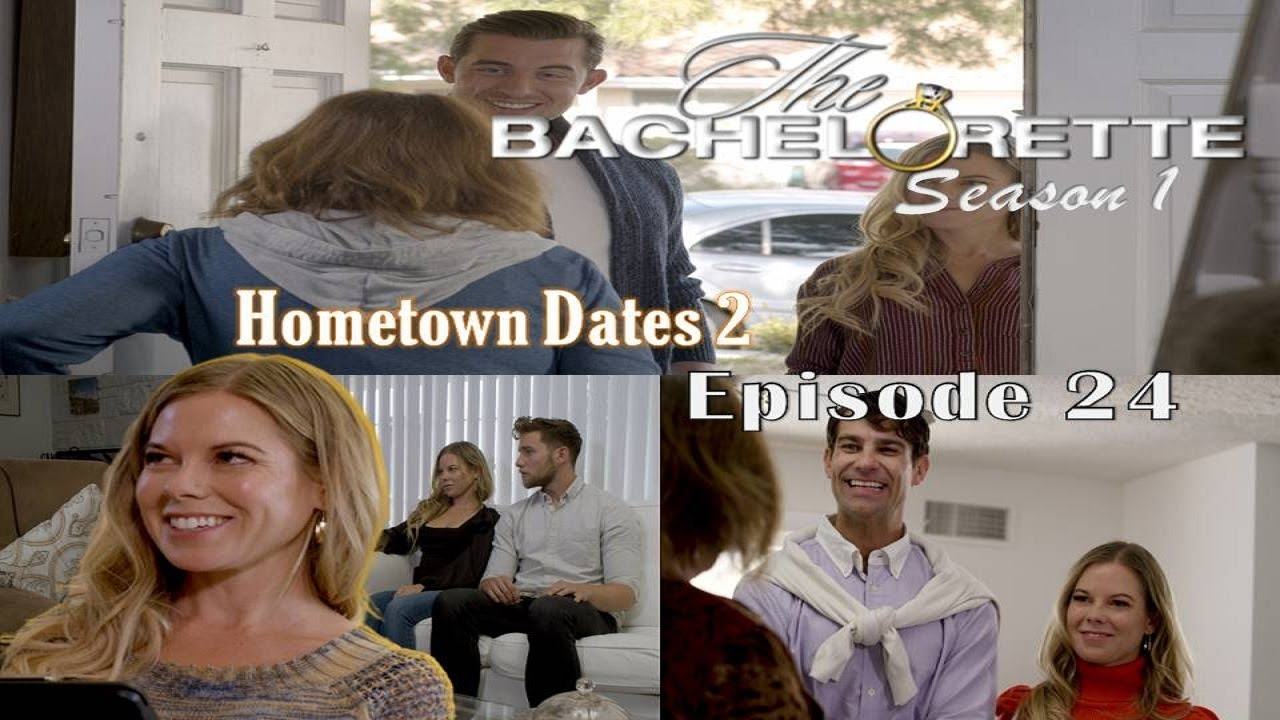 The Bachelorette Season 1 Episode 24 | Hometown Dates 2 - Guy's Meet Danielle's Family