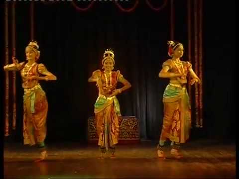 Maha Ganapathim kuchupudi dance