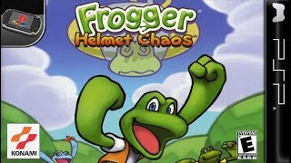 Longplay of Frogger: Helmet Chaos