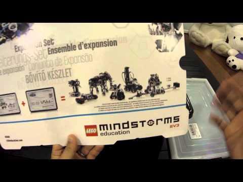 Lego Education Mindstorms EV3 Expansion Set - YouTube