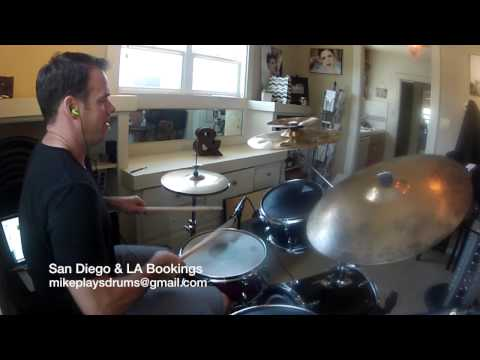 Drum Cover - Spin Doctors - How Could You Want Him... mp3