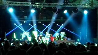 Majoe feat. Kollegah - Muskulöse Übernahme [ KING TOUR Live ]