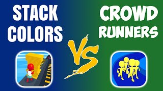 Best Alternative to Crowd Switch - Color Run 3D