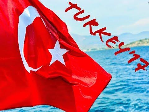   TURKEY TRAVEL 2017   GOPRO HERO 5