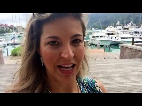 05 - Eden Plaza - Shopping - Seychelles - Carol Rodinha no Pé