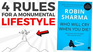 Download Who Will Cry When You Die Book Summary in Hindi By Robin Sharma