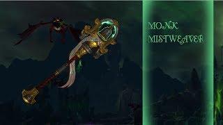 Monk Mistweaver Artifact Questline [WoW-Freakz]