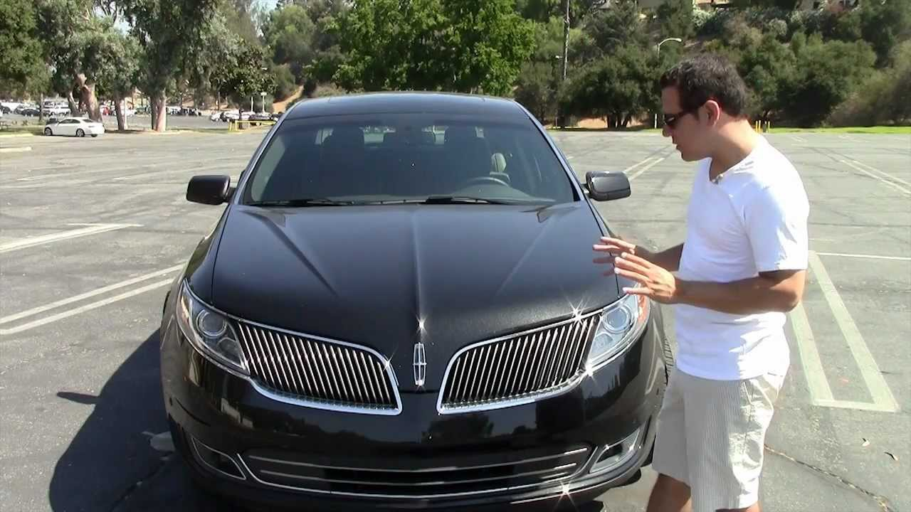 The S Magazines Reviews 2017 Lincoln Mks