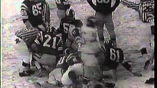 CFL 1970 Western Final Game 3 - coldest Canadian football game ever? (part 13)