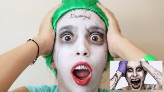 LITTLE GIRL BECOMES NEW JOKER!