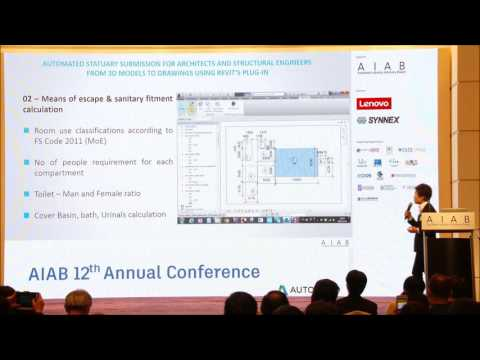 AIAB 12th Annual Conference - Automated Statuary Submission for Architects and Structural Engineers