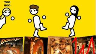 UNCHARTED 2: AMONG THIEVES (Zero Punctuation) (Video Game Video Review)