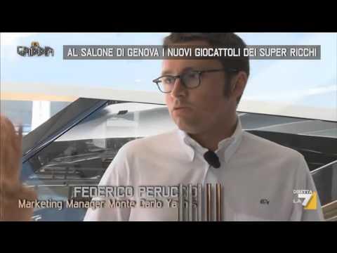 Al salone di Genova i nuovi giocattoli per i super-ricchi