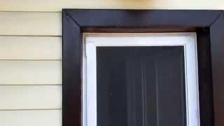 видео Сетка на дверь балкона. Какую лучше выбрать?