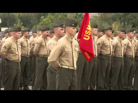 Vietnam Memorial 3rd Battalion, 1st Marines