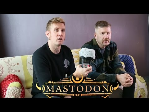 MASTODON about the Meaning of EMPEROR OF SAND!