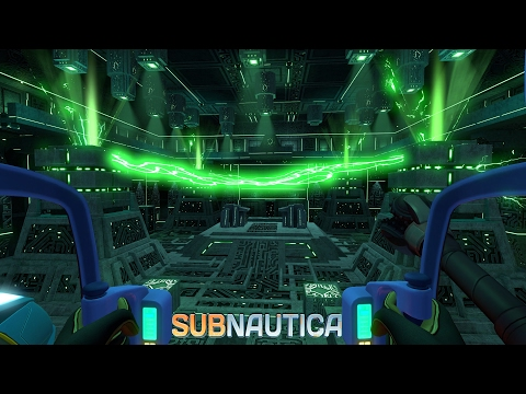 Subnautica play.22 Castles & Coffee Update