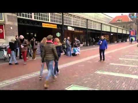 NH Leeft neemt kijkje bij scholierenproject 'Breaking News' in Haarlem
