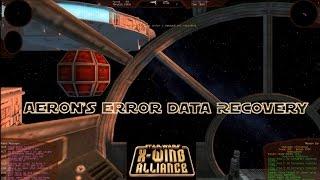 X-Wing Alliance Walkthrough [1080p] Mission 3: Aeron