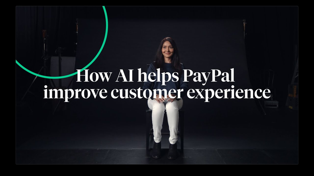 How AI helps PayPal improve customer experience