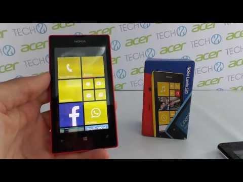 Nokia Lumia 520 okostelefon bemutató videó | Tech2.hu
