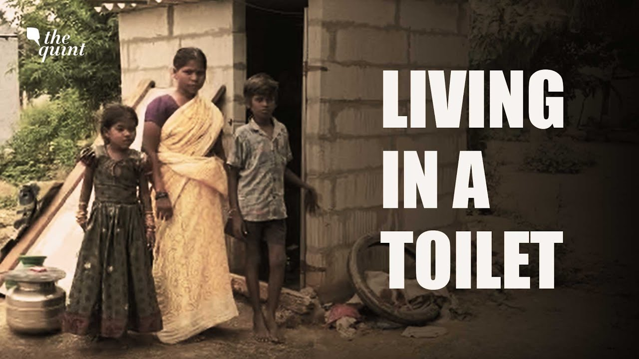 Why This Family Has Been Living in a Toilet for Four Years | The Quint