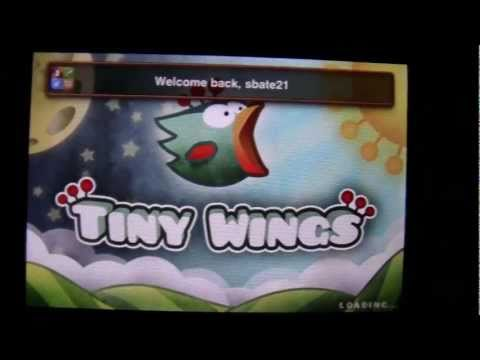 Tiny Wings Hack