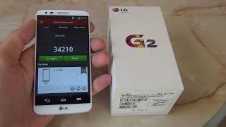 Смартфон LG G2 Чёткий и Позитивный Обзор / от Арстайл /