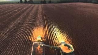 Brown Farms Corn Harvest 2015