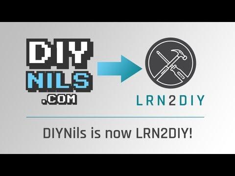DIY Nils is now LRN2DIY