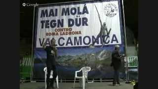 FESTA LEGA NORD PONTE DI LEGNO CON MATTEO SALVINI