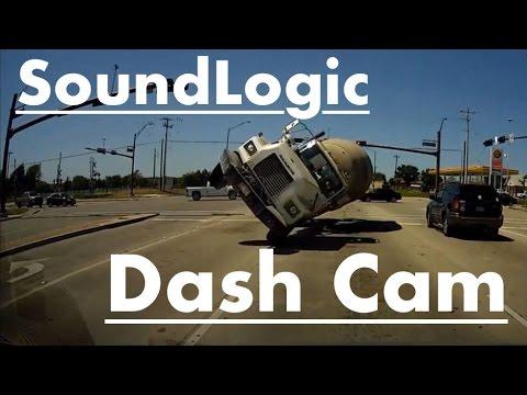 ITEK SoundLogic SLIMLINE DASH CAM
