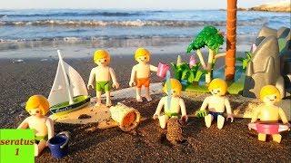 Video Sammlung mit den Sechslingen Nr. 3 Playmobil Film seratus1