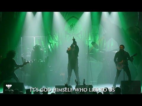 Moonspell - Desastre (Live Video w/ English subtitles)