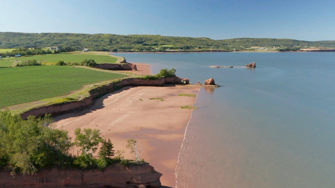 Highest Tides in the World - Nova Scotia, Canada