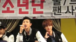 BTS NAMJIN MOMENTS Engsub
