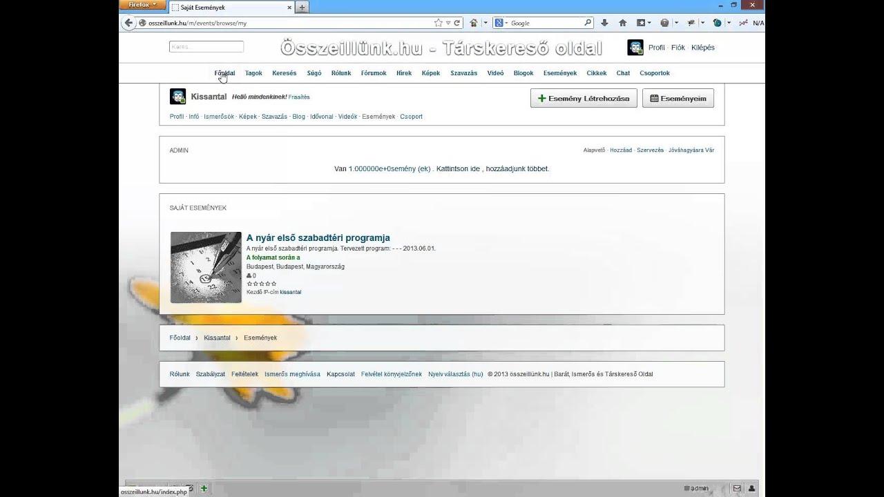 youtube online társkereső