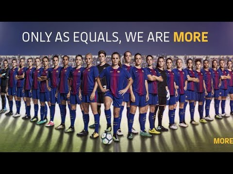 FC Barcelona | International Women's Day
