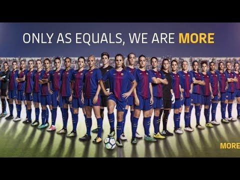 reputable site b3961 27490 FC Barcelona   International Women's Day