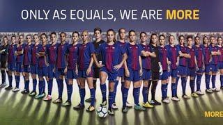 FC Barcelona   International Women's Day