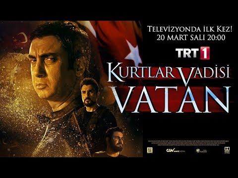 TV'de ilk! Kurtlar Vadisi Vatan 20 Mart Salı 20:00'de TRT1'de!