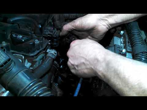 Coolant Outlet Replacement 2013 Chevrolet Cruze 1.4L Sonic Install, Remove Or Replace